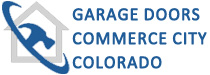 Garage Door Commerce City Logo